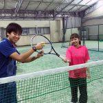 名古屋テニスアカデミー名西 インストラクター